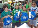 Choice Kids having fun at the St Patrick's Day Parade in Fort Lauderdale