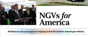 NGVs for America